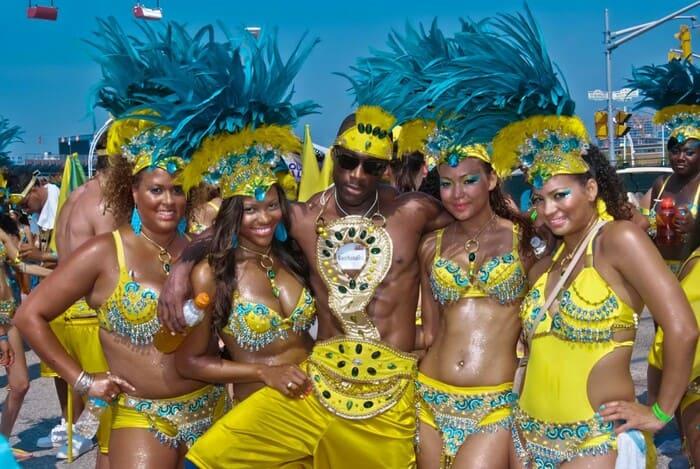 Carnaval Antilles